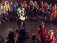Foto: danseforeningen Global Kidz