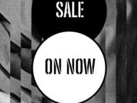Sale is on!