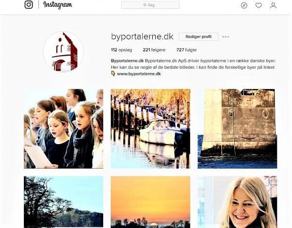 Følg Dit Nørrebro på Instagram