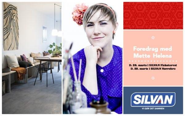 DIY med Mette Helena og SILVAN