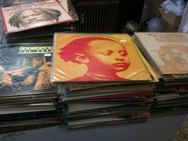 Vinyl samlinger