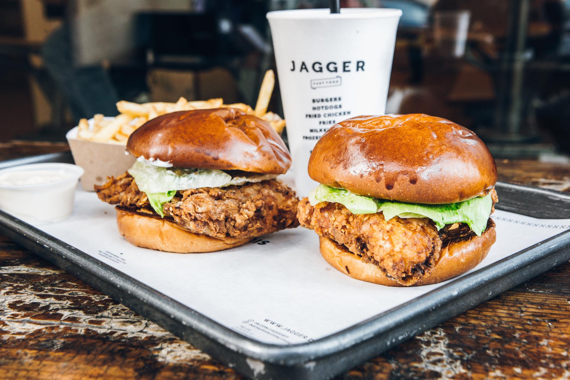 Nørrebro, Jagger, fast food