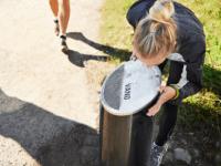 Brug vandpostene i det gode vejr