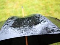 Kraftig regn på vej mod hovedstadsregionen