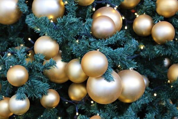 Julemarked på Blågårds Plads