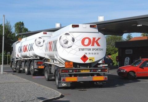 Pressfoto: OK, Fodboldklub har fået ny sponsoraftale