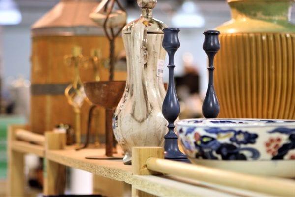 48 Timer. Loppemarked og musik i Nørrebrohallen