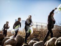 Rekordmange deltog i årets affaldsindsamling