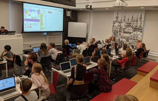 Google lærer danske skolebørn at kode