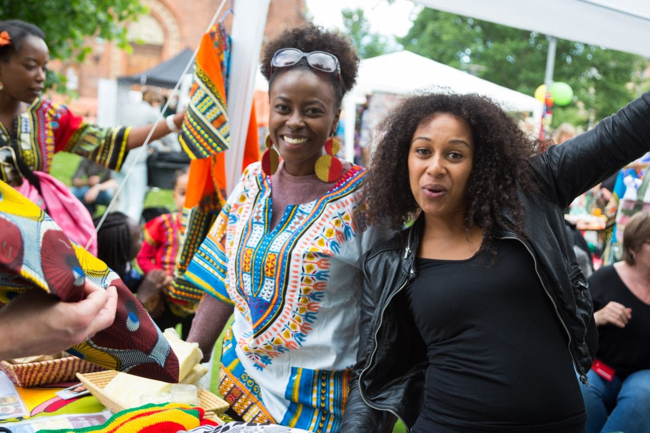 Couleur Café 2019 - Afrikansk festival og marked