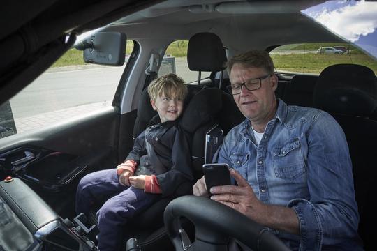 Nu kan du parkere med OK's app i København