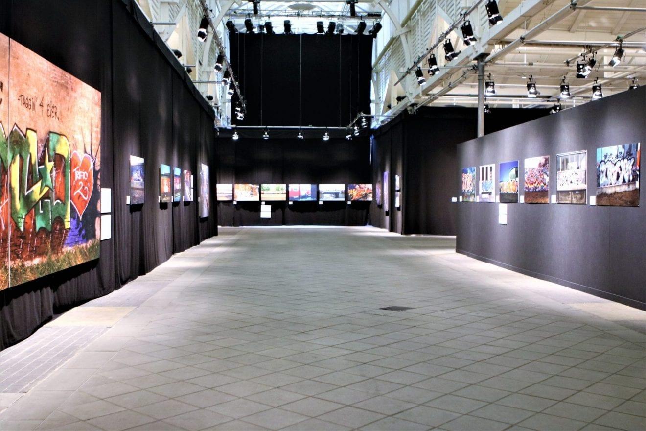 GRAFFITI – København 1984 – 2019 – en fortælling om en by i forandring