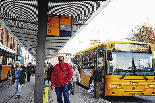 Movia gør klar til Nyt Bynet ved stoppestederne