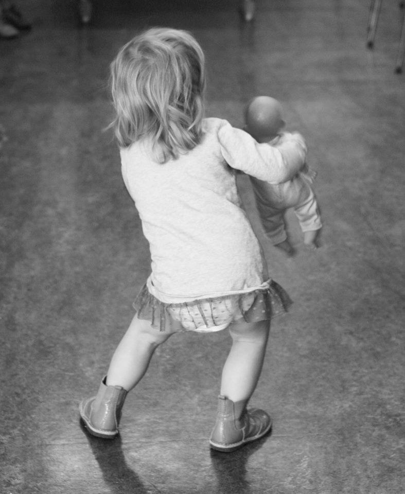 Kom og syng, leg og dans med RytmikGrete.
