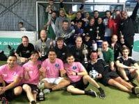 DM i fodbold for hjemløse, foto: Sport for Livet
