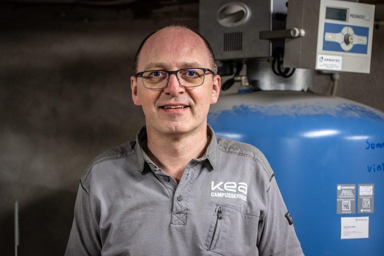 Visionær maskinmester fra Nørrebro løb med årets energipris