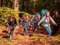Spejderne i skoven