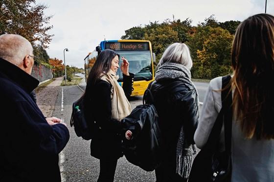 Movia tilpasser afgange på busser og lokaltog fra på mandag 30. marts