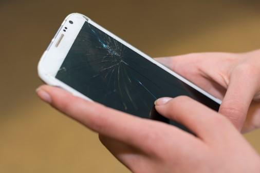 Hovedstadens borgere får oftest repareret ødelagte mobiler