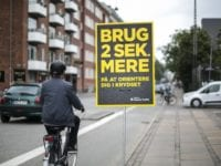 Cykelulykker i kryds, foto: RfST