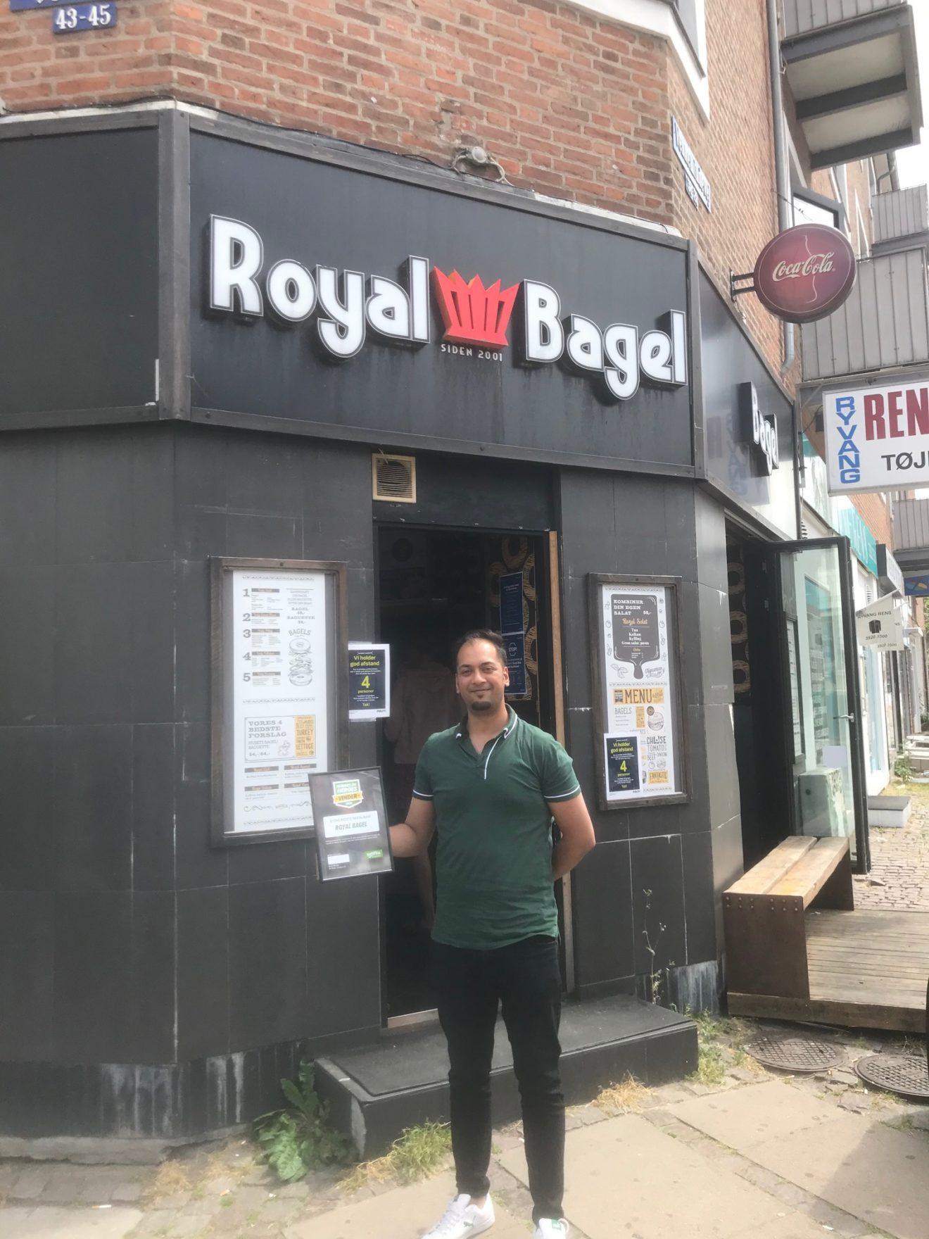 Take away kundernes dom – Royal Bagel i Nordvest er bedst i København