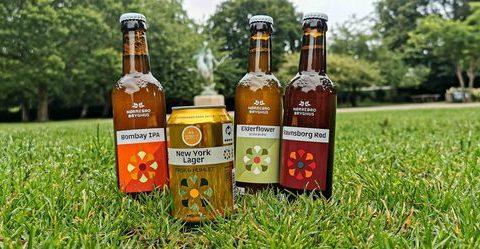 4 øl fra Nørrebro Bryghus, foto: Lidl