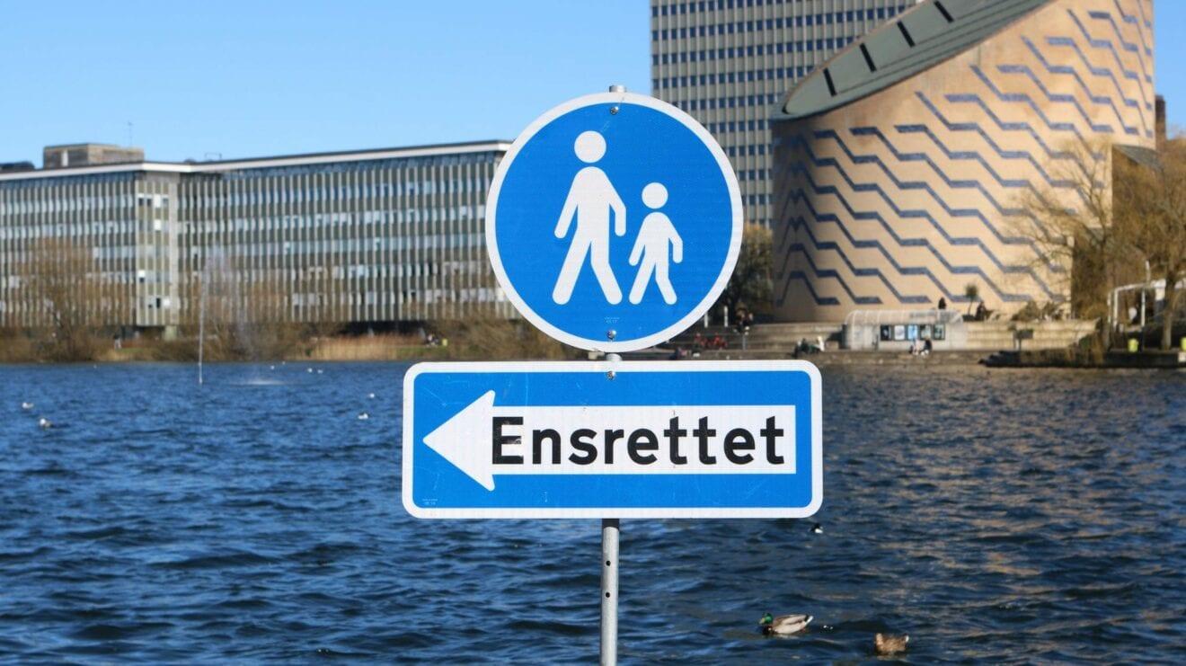 Københavns kommune genindfører ensretning omkring søerne