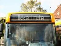 Forbrugerombudsmanden godkender suspendering af kontantbetaling i Movias busser