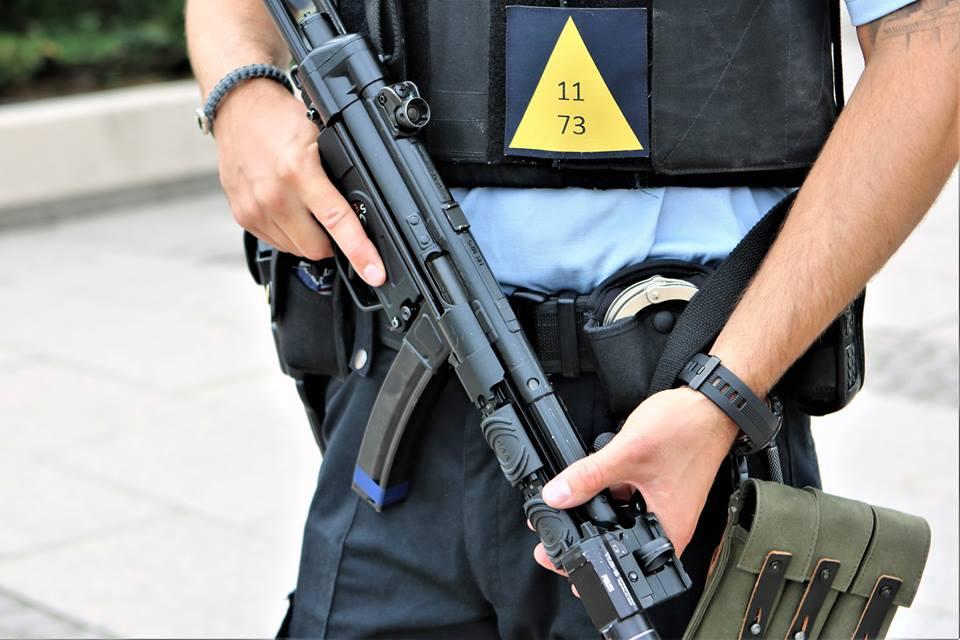 Færre forbrydelser, kortere responstid og flere sigtelser