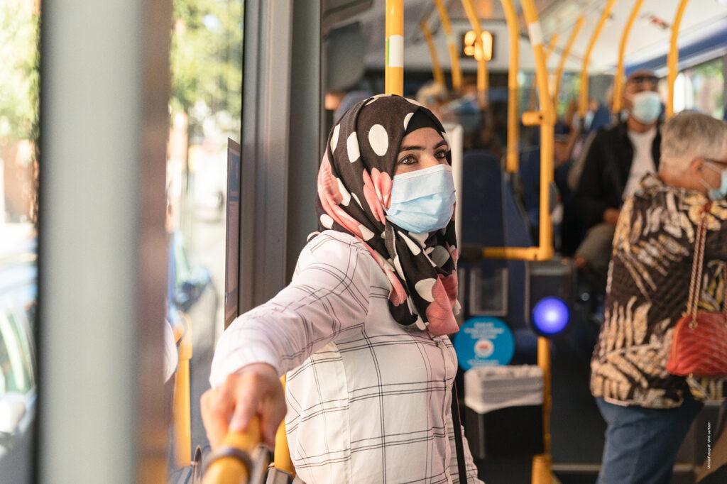 Movia: Kundernes tilfredshed med kollektiv transport på Sjælland stiger