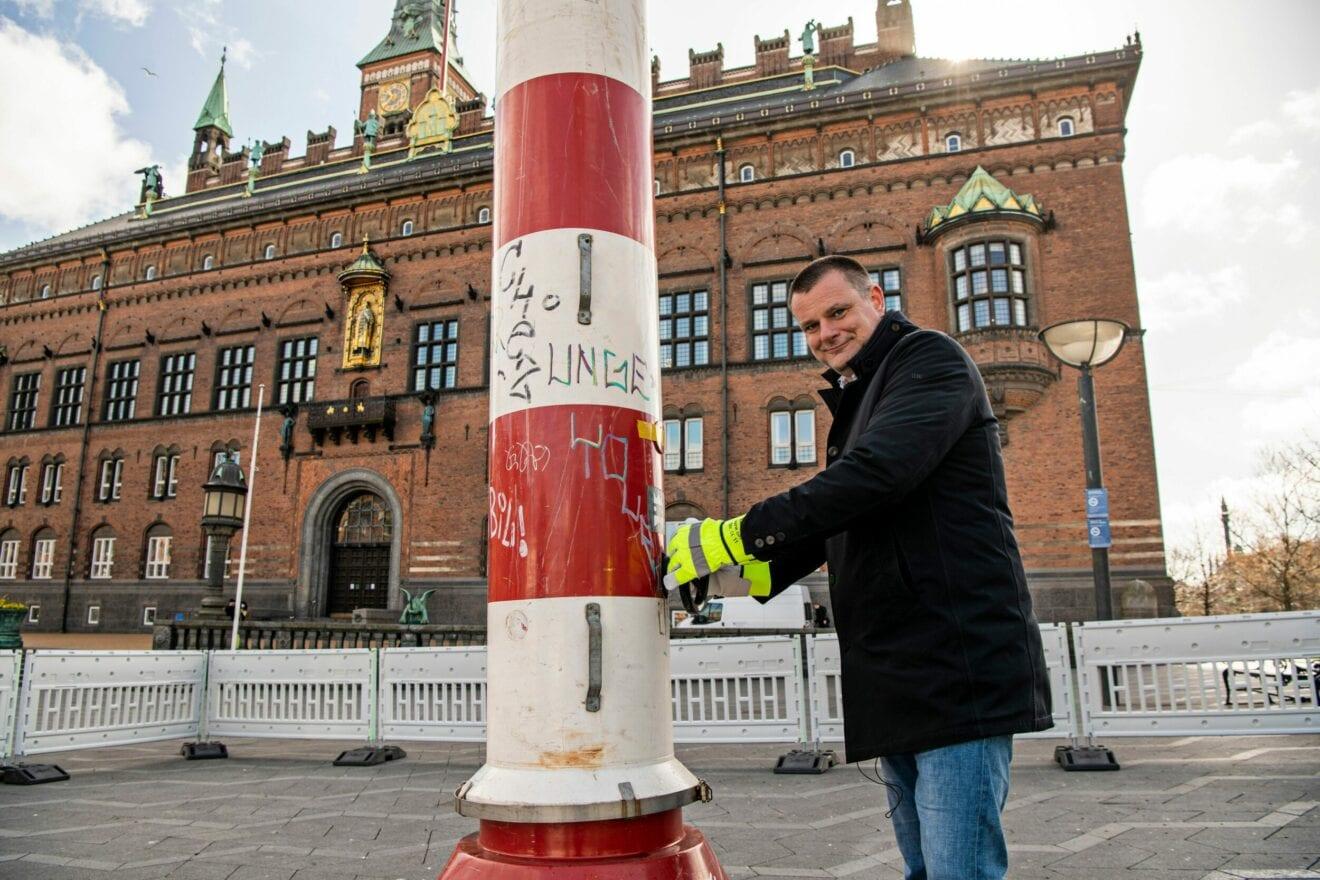 Grøn gevinst: Slut med damp i Københavns fjernvarmerør