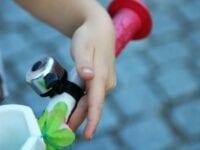 Trafiklegepladsen genåbner med virusdræbende UV-lys i cykelgaragen