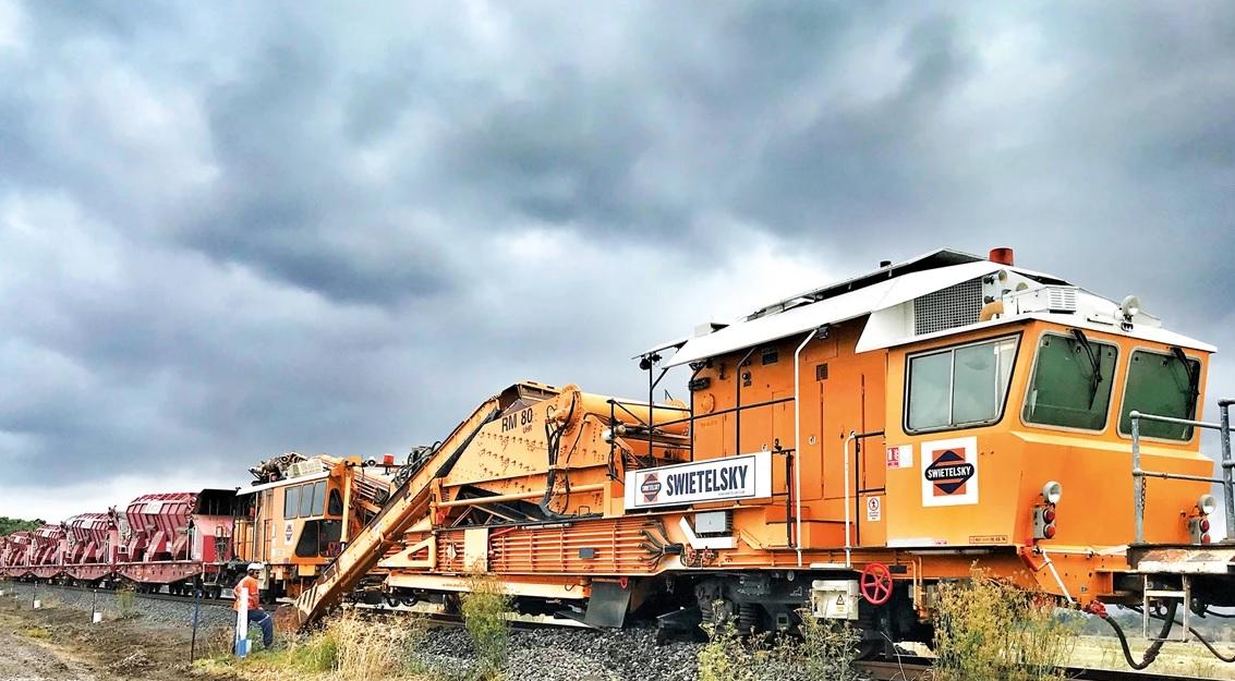 Skærvesluger skal styrke sporene mellem København og Hvidovre
