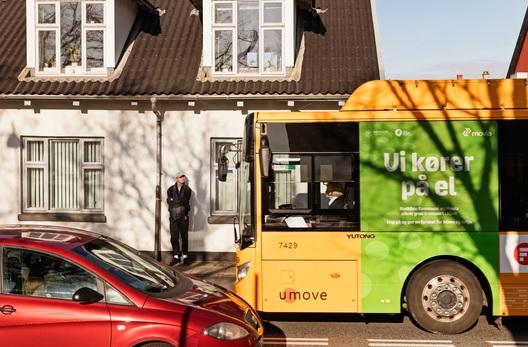 Buslinjerne 142 og 145 går i grønt 27. juni
