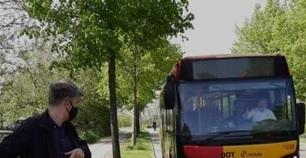 Movia vil genindføre kontanter i busser og flextrafik fra 1. september 2021