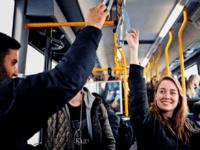Pas på Sonnia og Anker – de er nye i trafikken